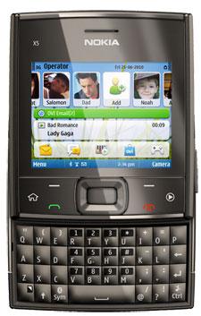 Nokia X5-01 1