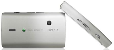 Sony Ericsson Xperia X8 3