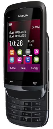 Nokia C2-03 1