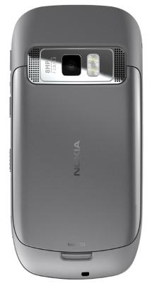 Nokia 701 back