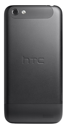 HTC One V2 back view
