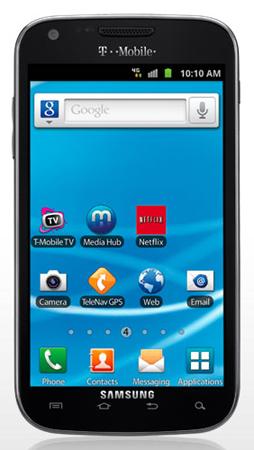 Samsung Galaxy S II T-Mobile 1