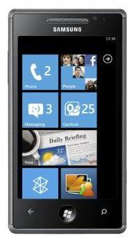 Samsung Omnia W 1