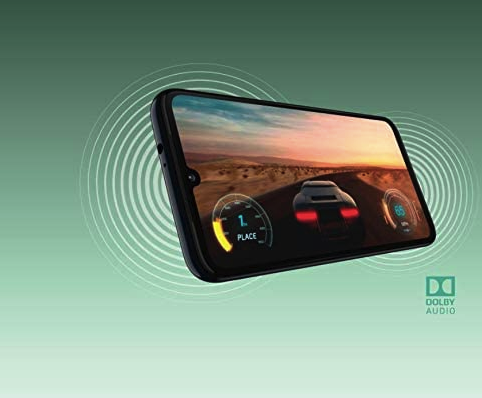 Moto g8 Plus display