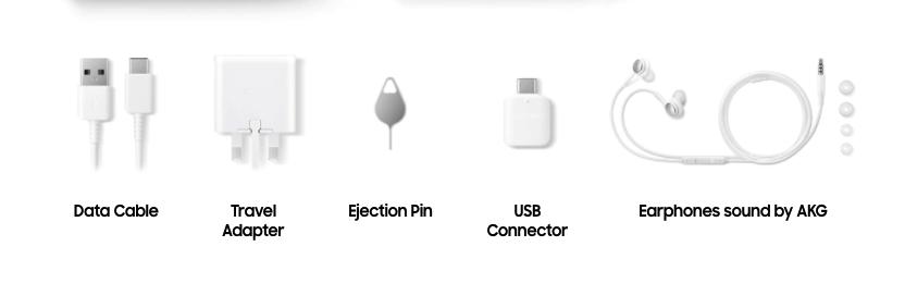 Samsung Galaxy S10+ accessories