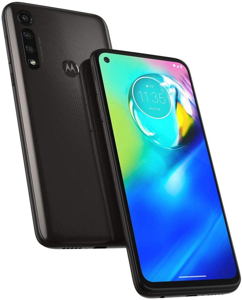 Motorola G Power display