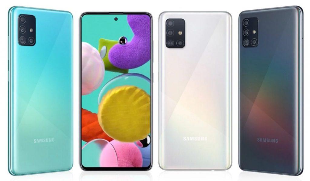 The Samsung A Series
