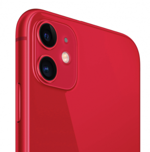 Apple iPhone 11 Red Camera
