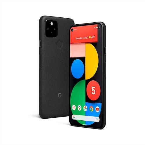 Google Pixel 5 Phone Review