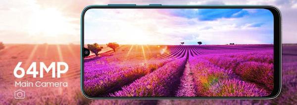 Samsung Galaxy F41 - main camera